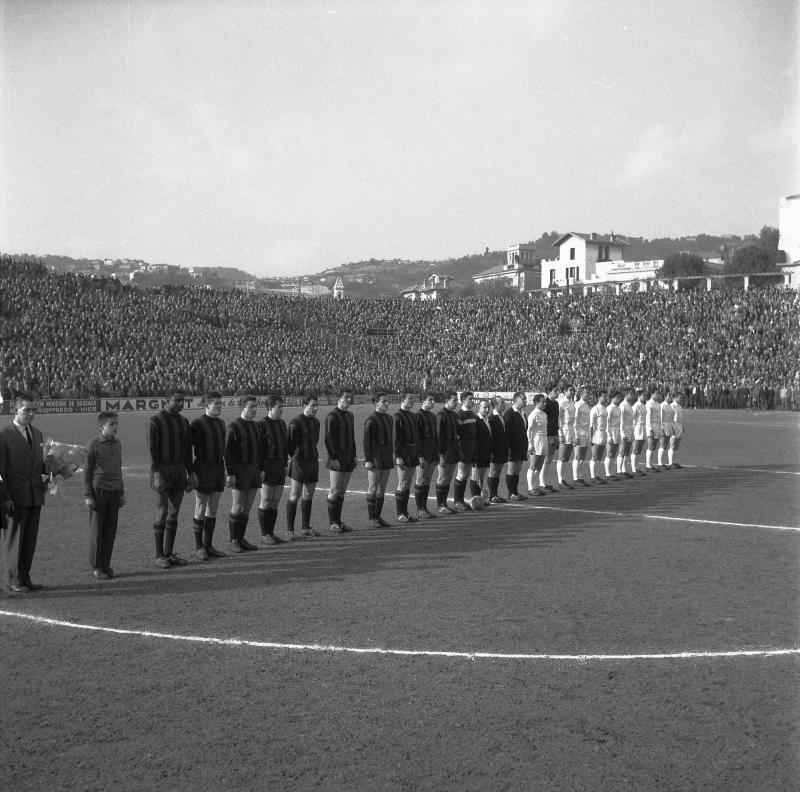 Ницца (Франция) - Реал Мадрид (Испания) 3:2. Нажмите, чтобы посмотреть истинный размер рисунка
