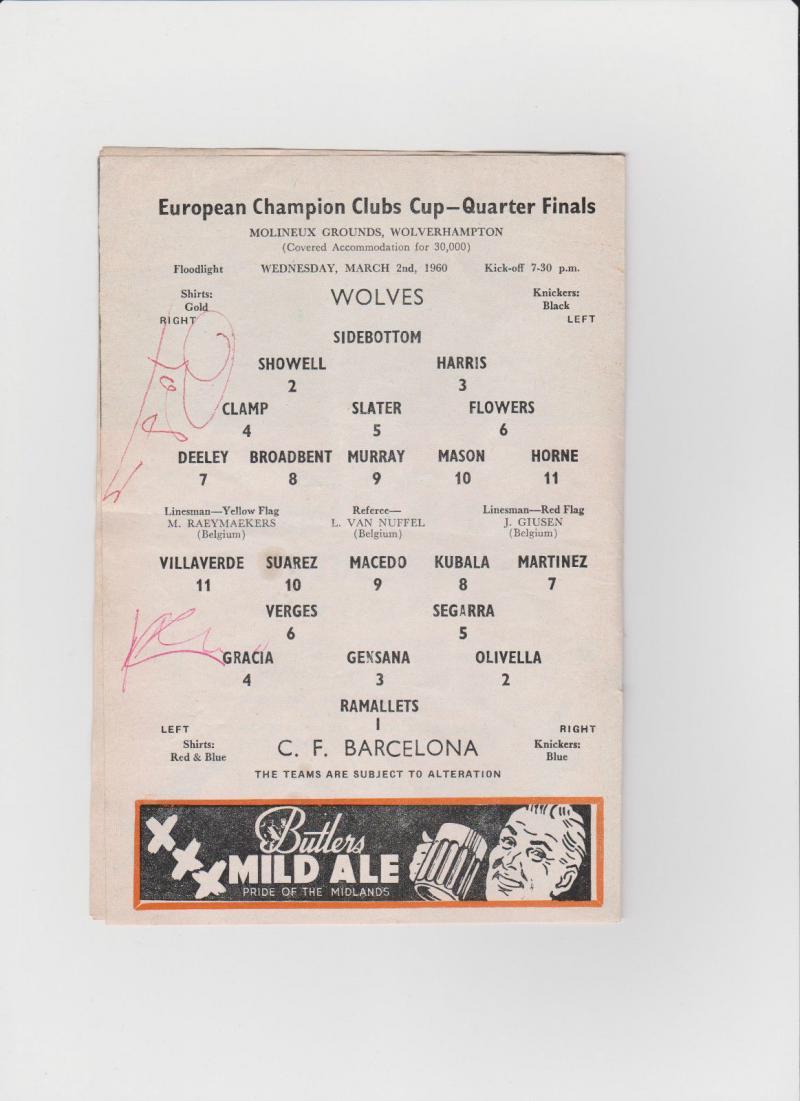 Вулверхэмптон Уондерерс (Англия) - Барселона (Испания) 2:5. Нажмите, чтобы посмотреть истинный размер рисунка