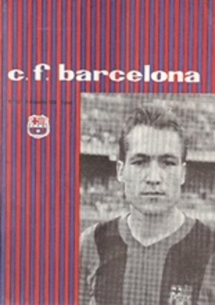 Барселона (Испания) - Белград сб. КЯ (Югославия) 3:1