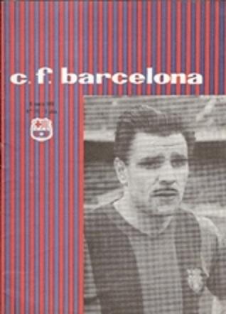Барселона (Испания) - Градец Кралове (Чехословакия) 4:0