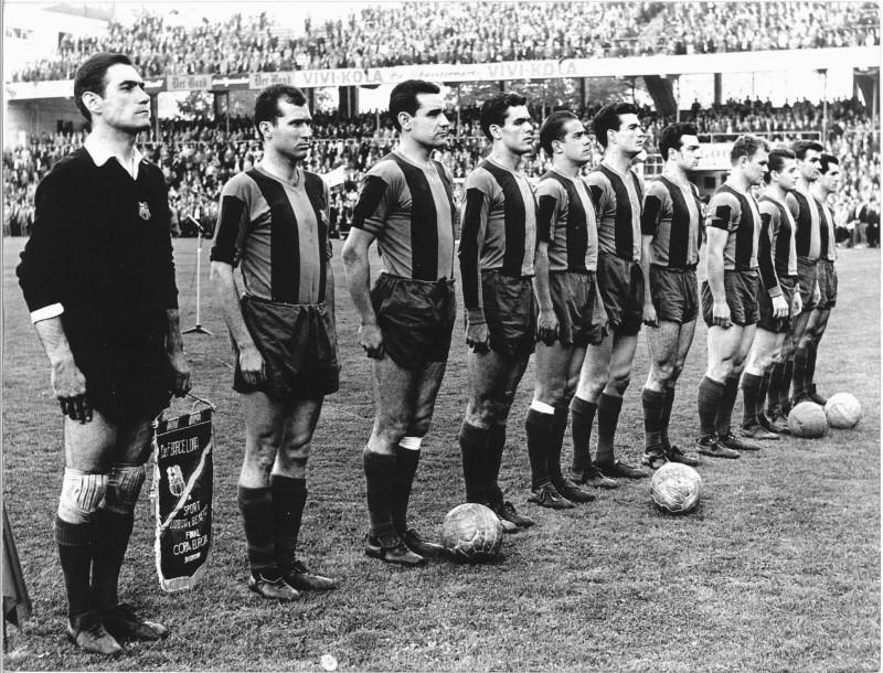 Бенфика (Португалия) - Барселона (Испания) 3:2