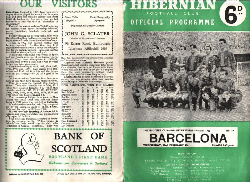 Хиберниан (Шотландия) - Барселона (Испания) 3:2. Нажмите, чтобы посмотреть истинный размер рисунка