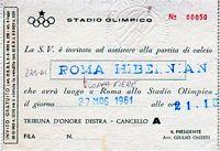 Рома (Италия) - Хиберниан (Шотландия) 6:0