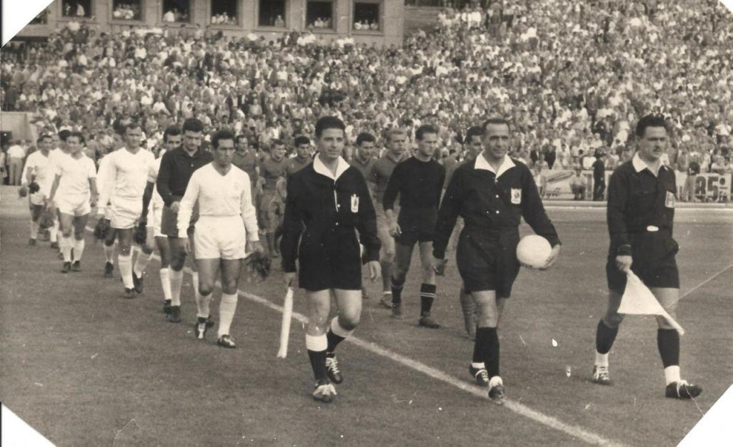 Вашаш (Венгрия) - Реал Мадрид (Испания) 0:2. Нажмите, чтобы посмотреть истинный размер рисунка