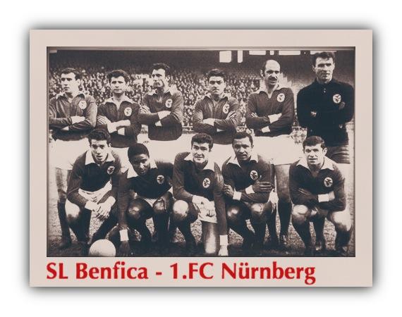 Бенфика (Португалия) - Нюрнберг (Германия) 6:0