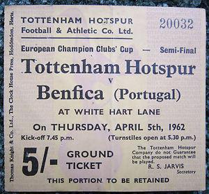 Тоттенхэм (Англия) - Бенфика (Португалия) 2:1
