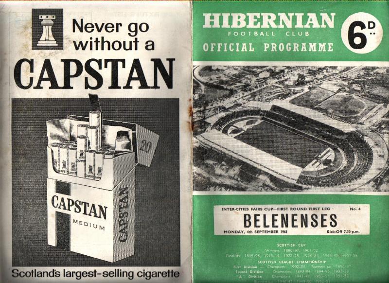 Хиберниан (Шотландия) - Белененсеш (Португалия) 3:3. Нажмите, чтобы посмотреть истинный размер рисунка