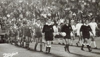 Валенсия (Испания) - Ноттингем Форест (Англия) 2:0