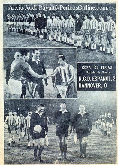Эспаньол (Испания) - Ганновер 96 (Германия) 2:0