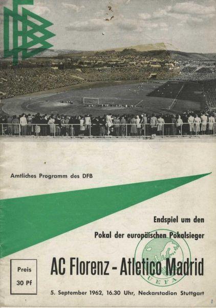 Фиорентина (Италия) - Атлетико (Испания) 0:3