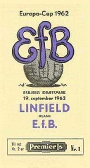 Эсбьерг (Дания) - Линфилд (Северная Ирландия) 0:0
