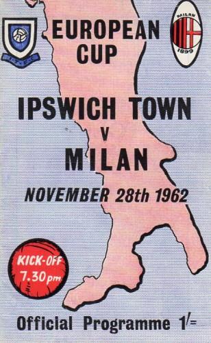 Ипсвич Таун (Англия) - Милан (Италия) 2:1