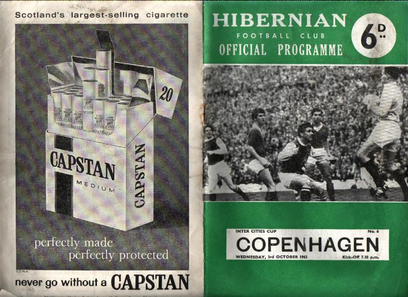 Хиберниан (Шотландия) - Копенгаген сб. КЯ (Дания) 4:0. Нажмите, чтобы посмотреть истинный размер рисунка