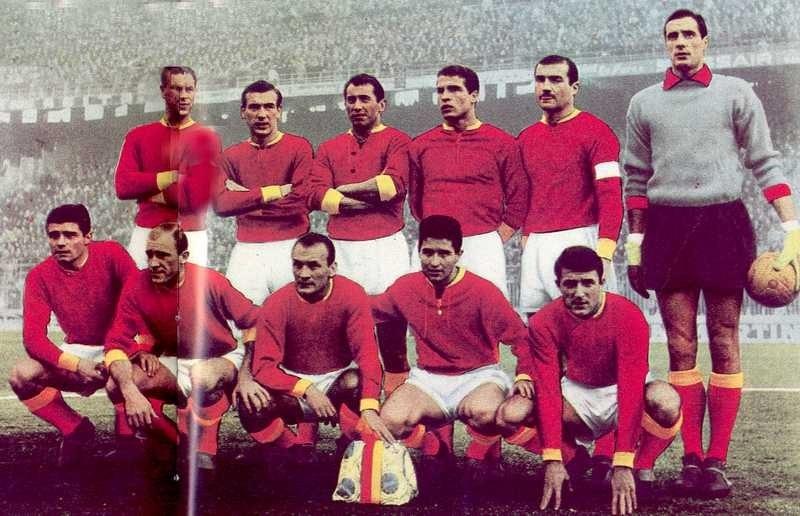Рома (Италия) - Валенсия (Испания) 1:0