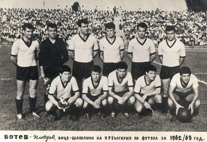 Ботев Пловдив (Болгария) - Шэмрок Роверс (Ирландия) 1:0
