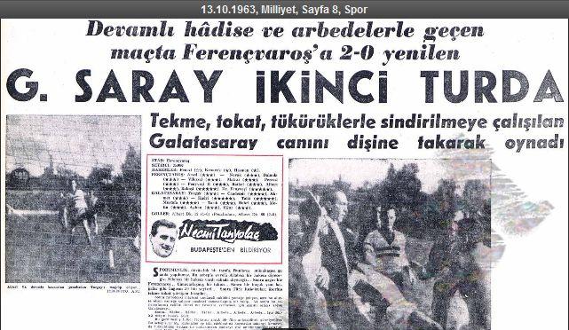 Ференцварош (Венгрия) - Галатасарай (Турция) 2:0
