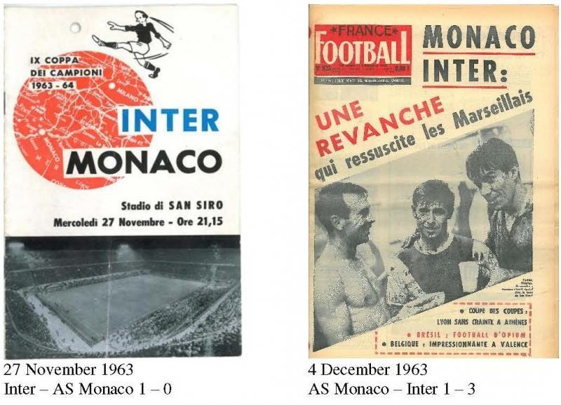 Интер (Италия) - Монако (Франция) 1:0. Нажмите, чтобы посмотреть истинный размер рисунка