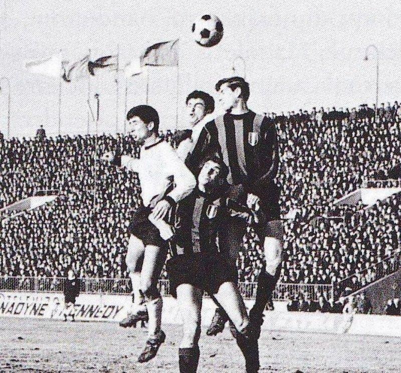 Партизан (Югославия) - Интер (Италия) 0:2