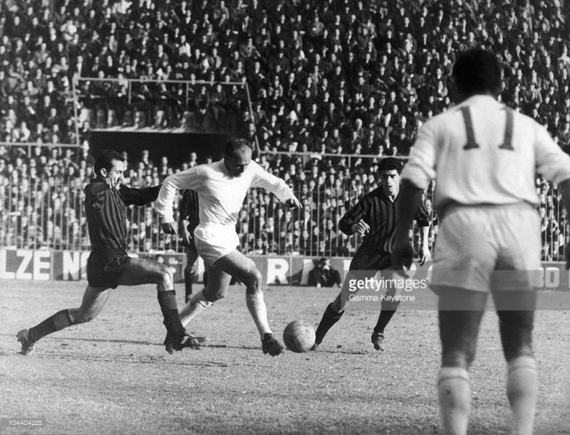 Милан (Италия) - Реал Мадрид (Испания) 2:0. Нажмите, чтобы посмотреть истинный размер рисунка