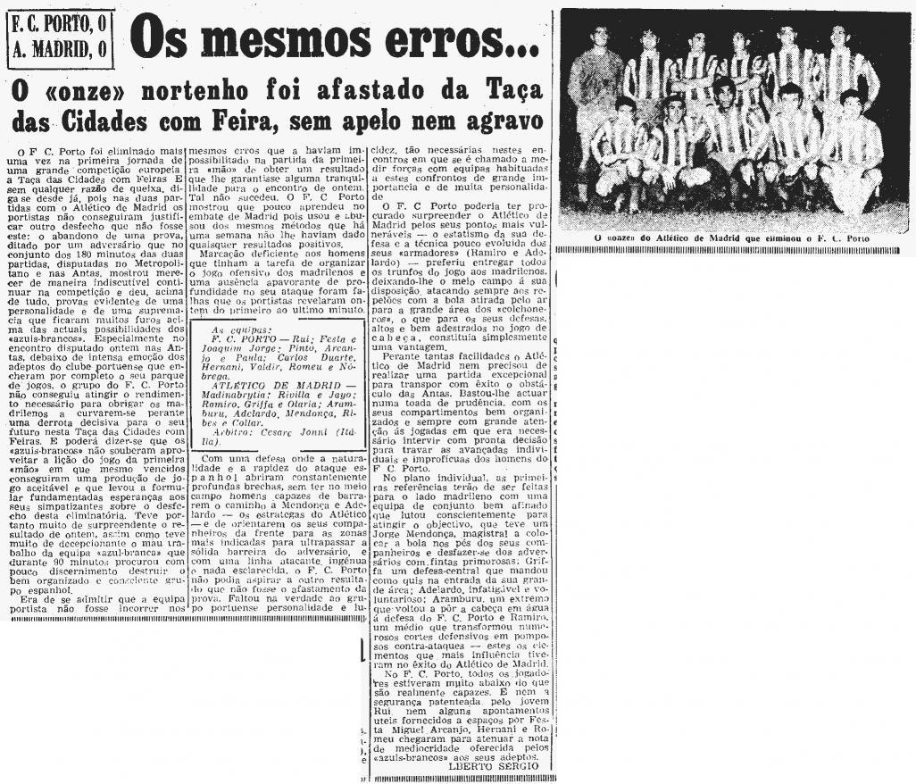Порту (Португалия) - Атлетико (Испания) 0:0. Нажмите, чтобы посмотреть истинный размер рисунка