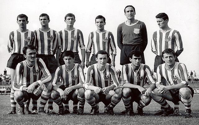 Ювентус (Италия) - ОФК Белград (Югославия) 1:0