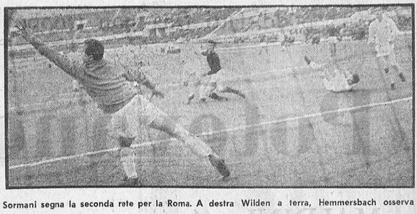 Рома (Италия) - Кёльн (Германия) 3:1