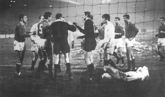 Барнли (Англия) - Наполи (Италия) 3:0