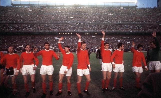 Манчестер Юнайтед (Англия) - Реал Мадрид (Испания) 1:0