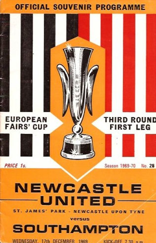 Ньюкасл (Англия) - Саутгемптон (Англия) 0:0