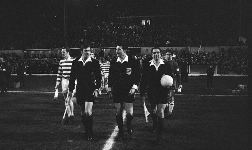 Селтик (Шотландия) - Аякс (Голландия) 1:0