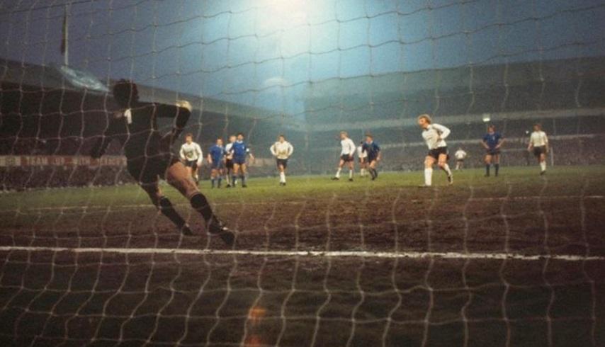 Дерби Каунти (Англия) - Ювентус (Италия) 0:0
