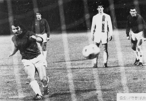 Анжер (Франция) - Динамо Берлин (ГДР) 1:1