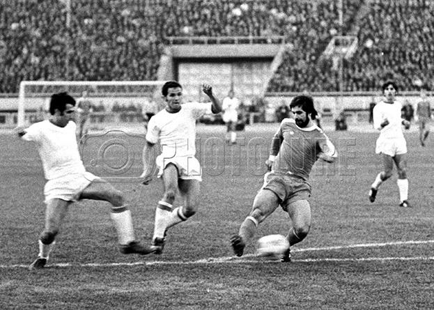 Арарат (СССР) - Бавария (Германия) 1:0