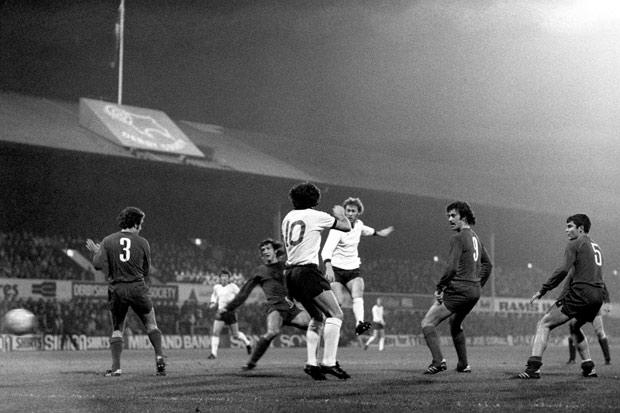 Дерби Каунти (Англия) - Реал Мадрид (Испания) 4:1