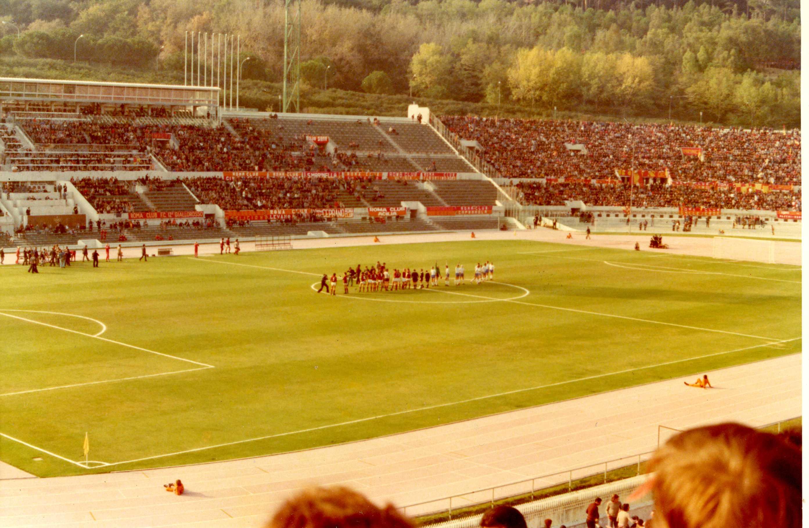 Рома (Италия) - Эстер (Швеция) 2:0