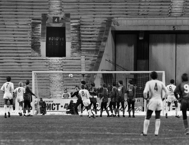Спартак (СССР) - Хаарлем (Голландия) 2:0