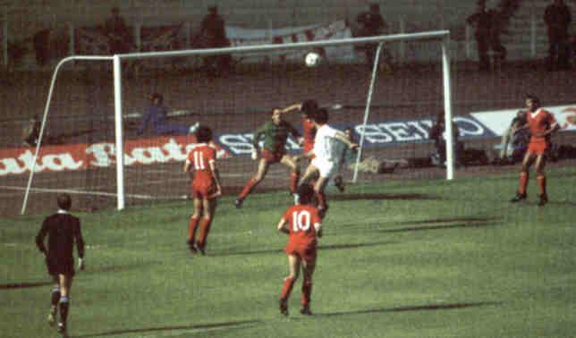 Ливерпуль (Англия) - Рома (Италия) 1:1 пен. 4:2