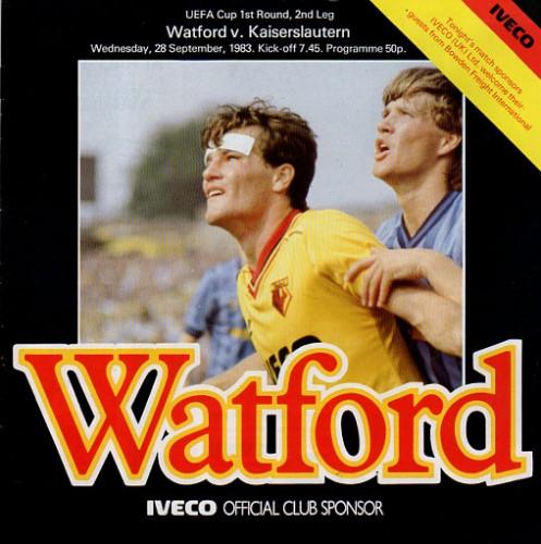 Уотфорд (Англия) - Кайзерслаутерн (Германия) 3:0