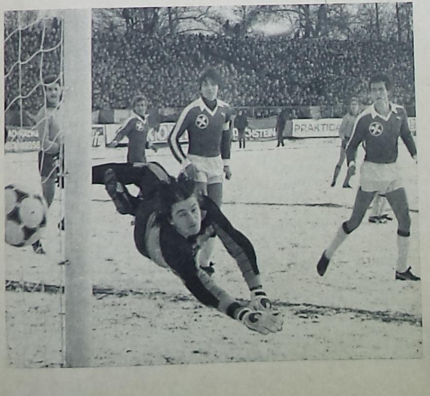Локомотив Лейпциг (ГДР) - Штурм (Австрия) 1:0