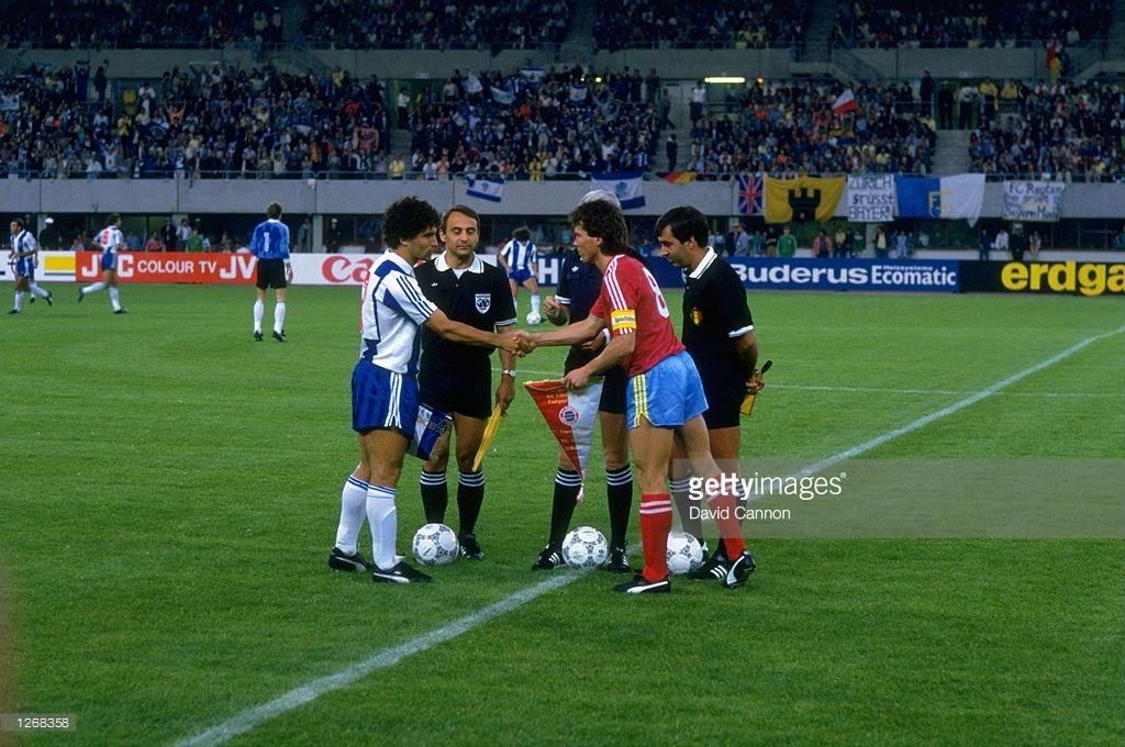 Порту (Португалия) - Бавария (Германия) 2:1