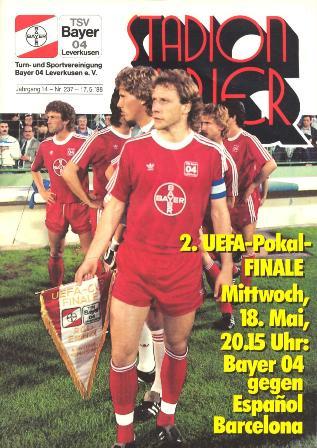 Байер (Германия) - Эспаньол (Испания) 3:0 пен. 3:2