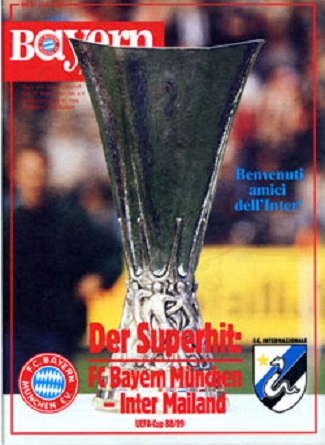 Бавария (Германия) - Интер (Италия) 0:2