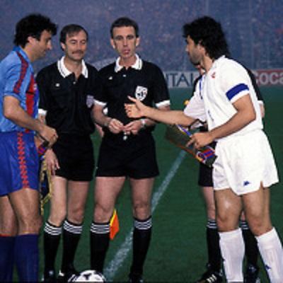 Барселона (Испания) - Сампдория (Италия) 2:0