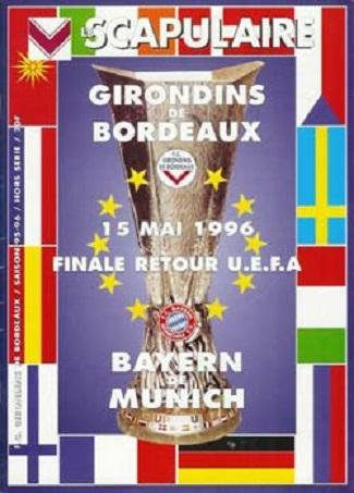 Бордо (Франция) - Бавария (Германия) 1:3