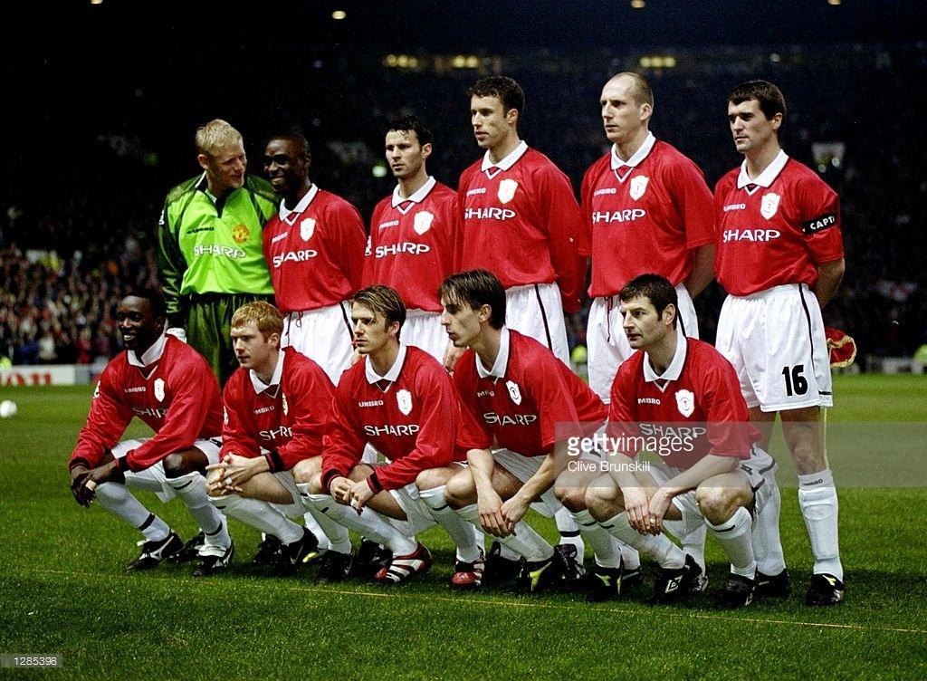 Манчестер юнайтед интер 1 4 финала 1999