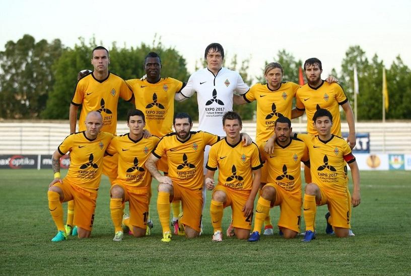 Теута (Албания) - Кайрат (Казахстан) 0:1