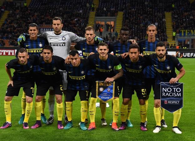 Интер (Италия) - Саутгемптон (Англия) 1:0