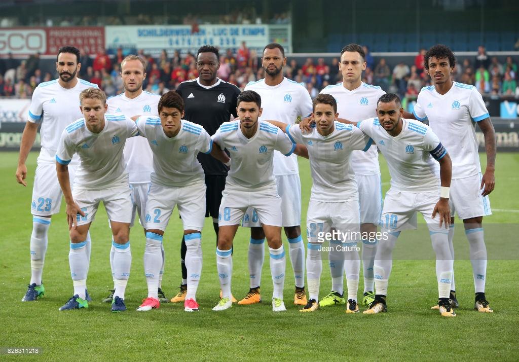 Остенде (Бельгия) - Марсель (Франция) 0:0