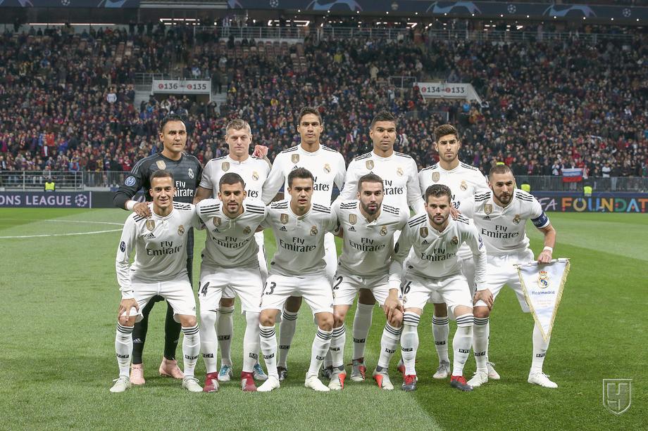 ЦСКА (Россия) - Реал Мадрид (Испания) 1:0