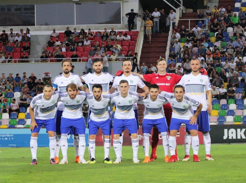 Чихура Сачхере (Грузия) - Марибор (Словения) 0:0